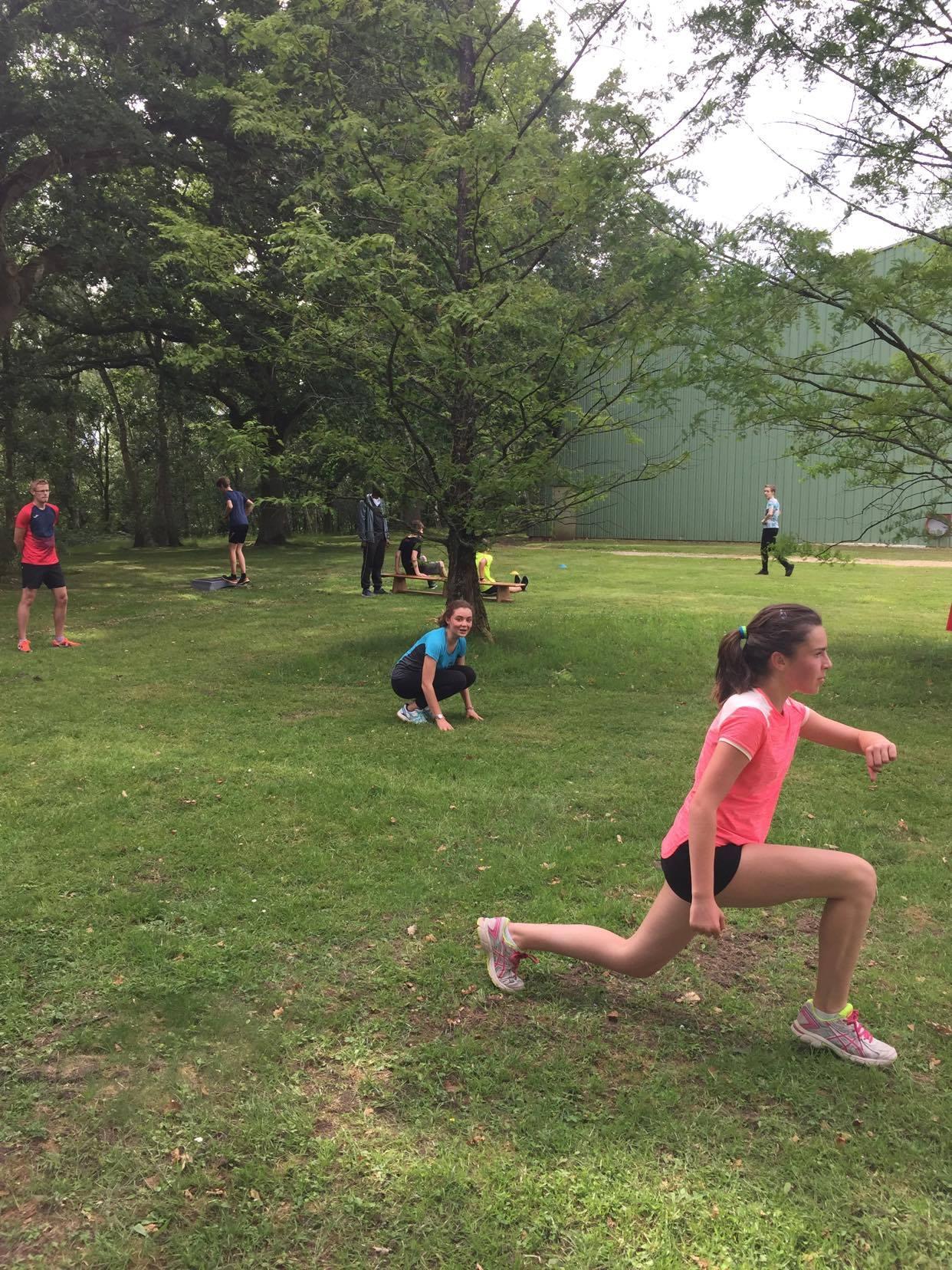 Reprise partielle et progressive des activités de l'école d'athlétisme V3