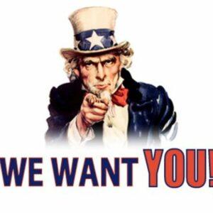 We want you : Recherche service civique, animateurs et apprenti BPJEPS