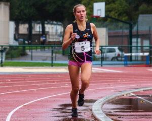 Alice Seguin championne de France juniors femmes du 800m !