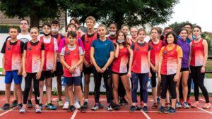 Photos et résultats du challenge équip'athlé à Sotteville le 19 septembre 2021