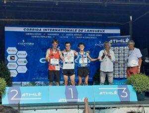Championnats de France de 10km à Langueux